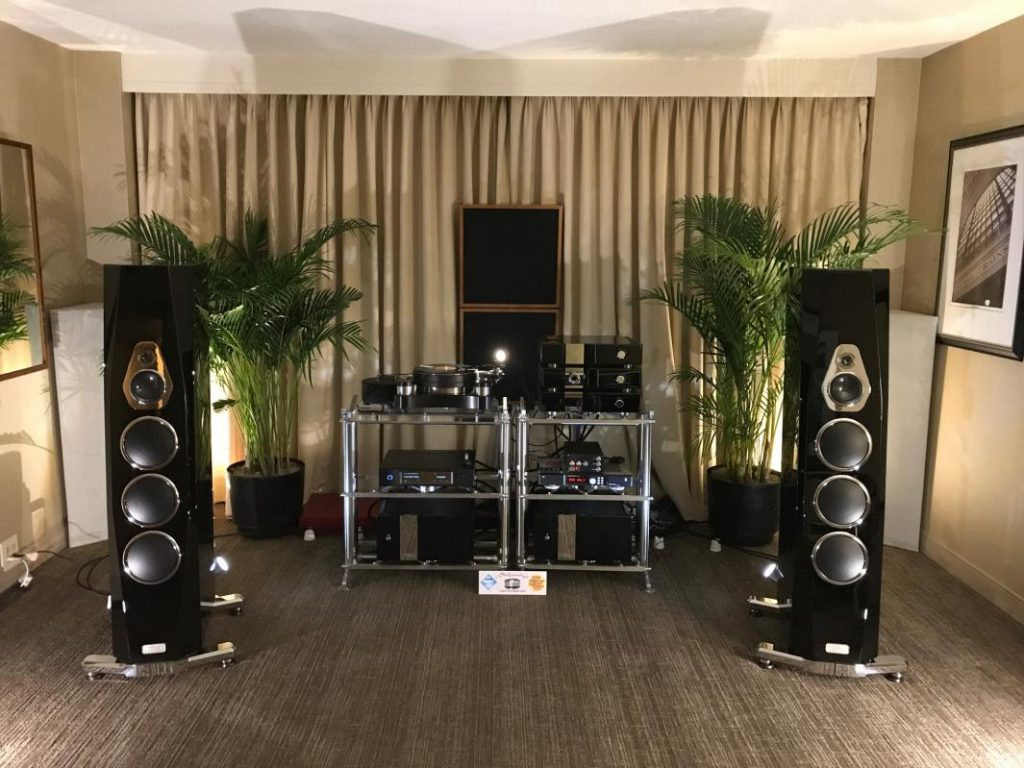 audio show, best sounding